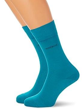 BOSS George Rs Colours, Calcetines para Hombre, (Pack de 2)