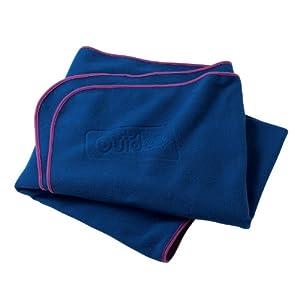 41PV Hn  QL. SS300  - Official Girl Guides Pink Camp Blanket / Bedding Blanket