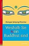 Weshalb Sie (k) ein Buddhist sind - Dzongsar Jamyang Khyentse