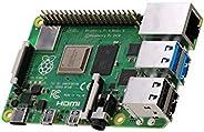 Raspberry Pi 4 Model B 4Gb Ram Micro Controller Board for IOT Electronic Hobby Kit