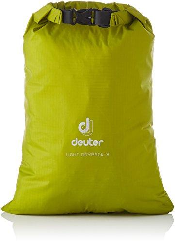 Deuter Regenhülle Light Drypack Transporthülle, Moss, 17 cm