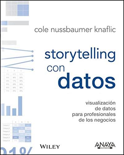 Storytelling con datos : visualización de datos para profesionales de los negocios