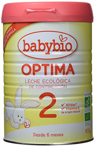 BabyBio - Leche 2 Optima Babybio 900
