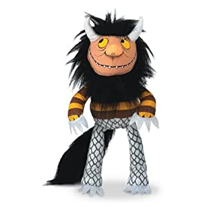 """Where the Wild Things Are Moishe Puppet, 14"""""""