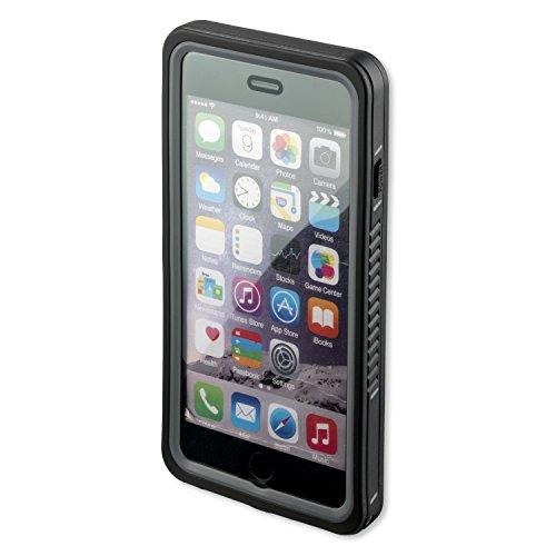 4smarts 467266 Active Pro Nautilus wasserdichte Schutzhülle für Apple iPhone 7/6S/6 schwarz