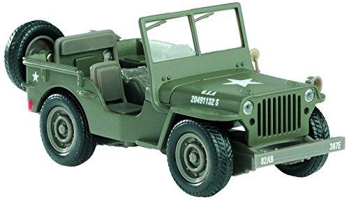 Newray 61057 - moden armor scala 1:32, jeep willys