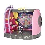Bellezza Gpz-Jewel Pets House c/1 Charm Elett. Playset Ruby