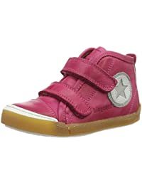 Bisgaard Unisex-Kinder Klettschuhe High-Top