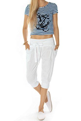Bestyledberlin pantalon femme, pantalon de toile, pantalon chino pour femmes j08kw Beige
