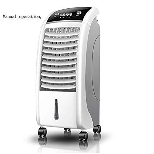 Xxyk Haushaltsluftkühler Single Lüfter Befeuchtung Kälte nach Hause mobilen Lüfter kleinen Wasserventilator -