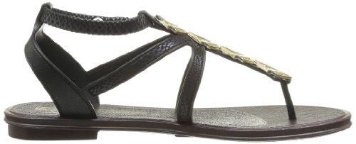 Grendha Glam Sandal Fem, Sandales femme Noir (22368)