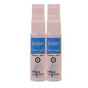 Bello Fresh Look Lilac Spray 25 ml pack of 2 For Men's & Women's