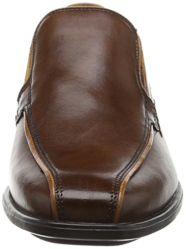 Hush Puppies Herren Carter Maddow Slipper Braun (Braun)