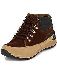 Lee Peeter Men's High Top Shoes