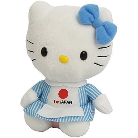 Hello Kitty I Love Japan Beanie Baby by TY