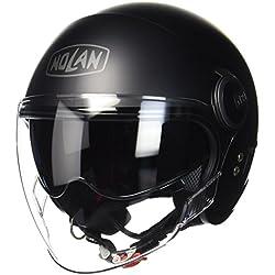 Nolan-Casco N21Visor Classic Negro Mate