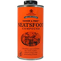 CARR & DAY & MARTIN Vanner and Prest Neatsfoot Compound, 500 ml