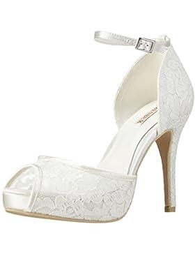 Menbur WeddingDenise - Scarpe con Tacco Donna