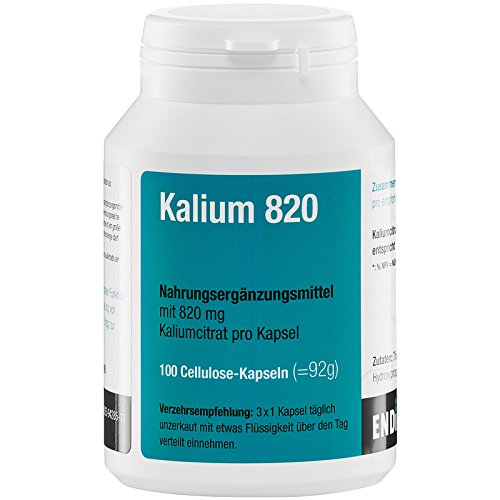 Kalium 820 Kapseln 100 stk