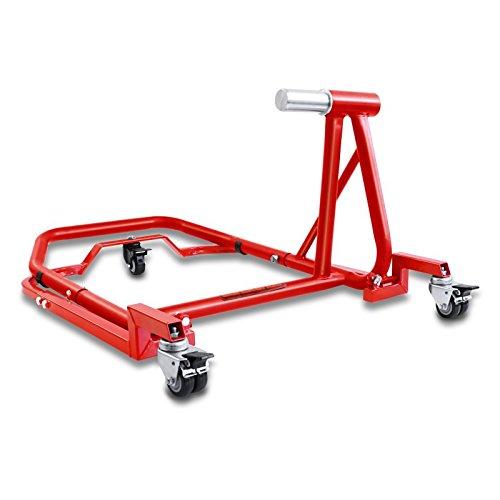 Preisvergleich Produktbild Montageständer Rangierhilfe KTM 1290 Super Duke GT 16-17 ConStands Single Hinterrad rot