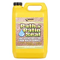 Everbuild EVBPAT5 405 Path &Patio Seal Path and Patio, Clear, 5Ltr