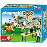 Playmobil - 4484 - Les commerçants -  Fleuriste et Magasin