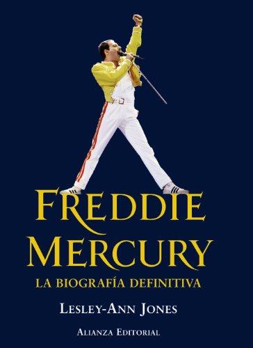 Freddie Mercury: La biografía definitiva (Libros Singulares (Ls)) por Lesley-Ann Jones