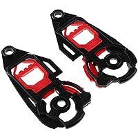Placas Engranajes Casco Protector Visera Conjunto Trinquete para AGV K1 K3sv K5