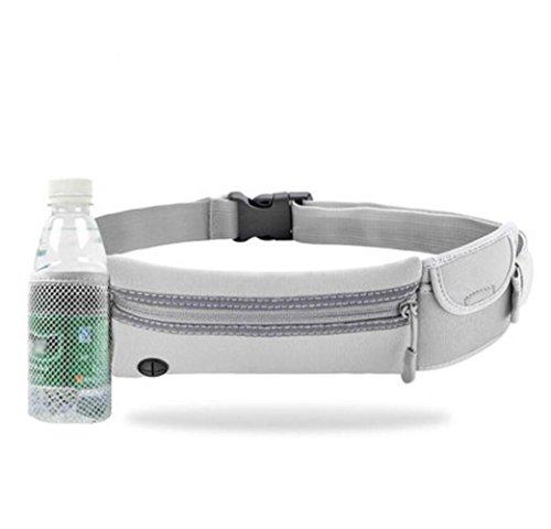 OOFWY Bum taschen Fanny Pack, Sport Taille Pack, Laufband, Outdoor Sport Taille Tasche, für Sport Männer und Frauen, geeignet für Reisen, Klettern C