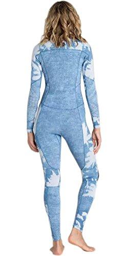 Salty Dayz Neoprenanzug, blau/weiss - 2
