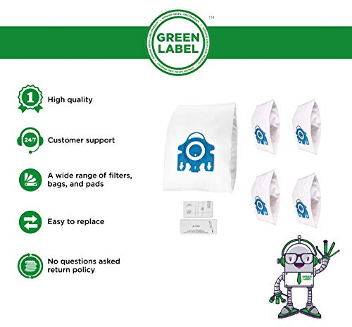 Zoom IMG-1 kit di sacchetti polvere per