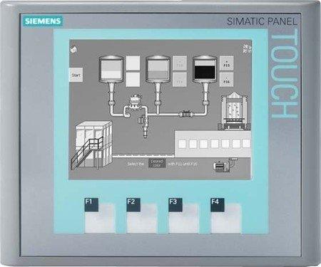 SIEMENS - PANEL BASIC KTP400 MONOFASICO PN DISPLAY-3 8 TFT