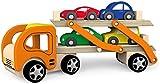 Viga Wooden Car Transporter