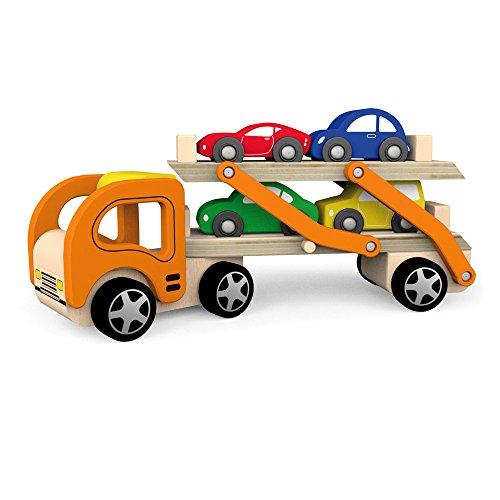Viga - Camion porte-voitures - en bois