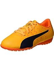 Puma Evopower Vigor 4 Tt Jr, Chaussures de Football Mixte Enfant