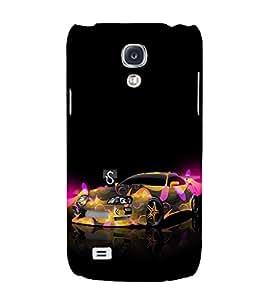 EPICCASE frenzy car Mobile Back Case Cover For Samsung Galaxy S4 (Designer Case)