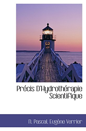 Précis DHydrothérapie Scientifique