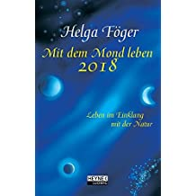 Mit dem Mond leben 2018: Taschenkalender