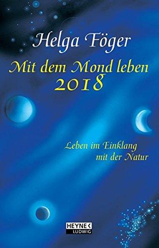 Mit dem Mond leben 2018: Taschenkalender (Schneiden Cd Haare Für)