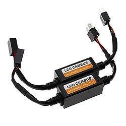 LED CANBUS Error Canceler Decoder Lastwiderstand Frontscheinwerfer H7 Resistor