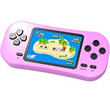 ZHISHAN Portable Handheld Game Console for Kids with Built in 218 Classic Retro