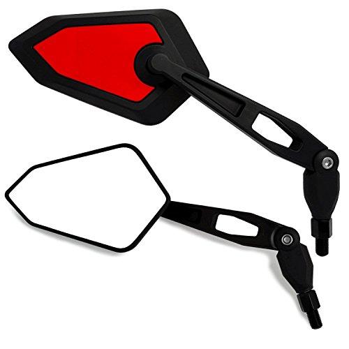 Set specchietti retrovisori B-M-W K 1200R, Sport, K 1200S, K 1300R (M10x1.5) (V33)