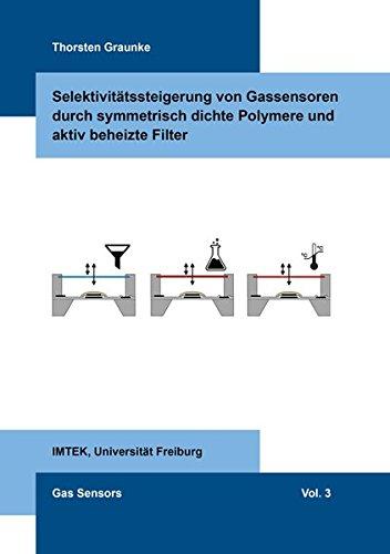 Selektivitätssteigerung von Gassensoren durch symmetrisch dichte Polymere und aktiv beheizte Filter (Gas Sensors) -