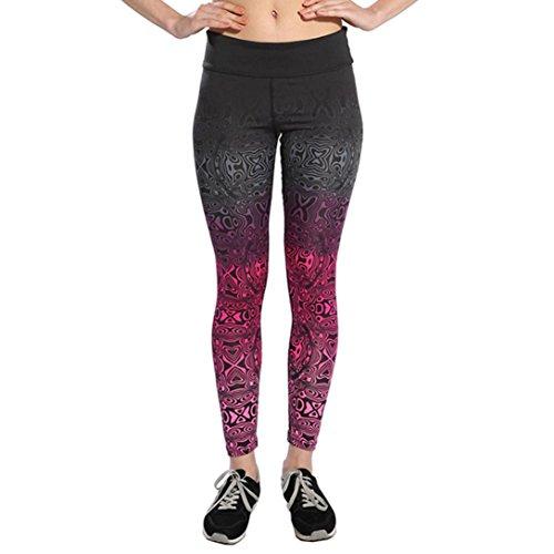 OverDose leggings mujer deporte aptitud correr cintura