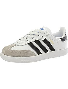 adidas Samba OG El I, Zapatillas de Deporte Unisex niños