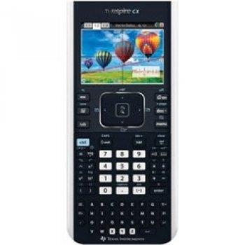 Texas Instruments Nspire CX Grafikrechner für Mathematik und
