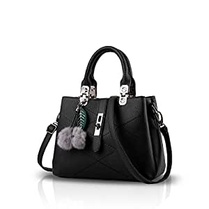 Nicole&Doris 2019 New Wave Women Handbags Messenger Bag Ladies Handbag Female Bag Handbags for Women Black
