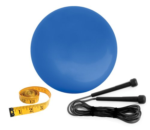 The Biggest Loser Sculpt and Burn Kit - Weighted 8 to 10-Pound Water Ball and Jump Rope