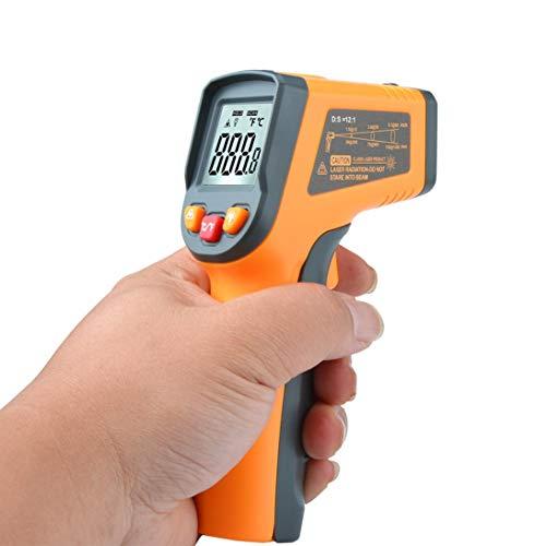 MESTEK MT550 Handheld berührungslose digitale Infrarot-Thermometer IR-Temperatur-Tester Industrie-Pyrometer-50~600 ℃
