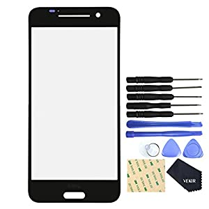 VEKIR Glasreparatur-Bildschirm für HTC One A9 Hima Aero (schwarz)
